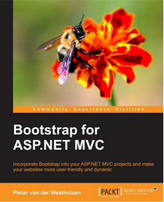 Bootstrap for ASP.Net MVC